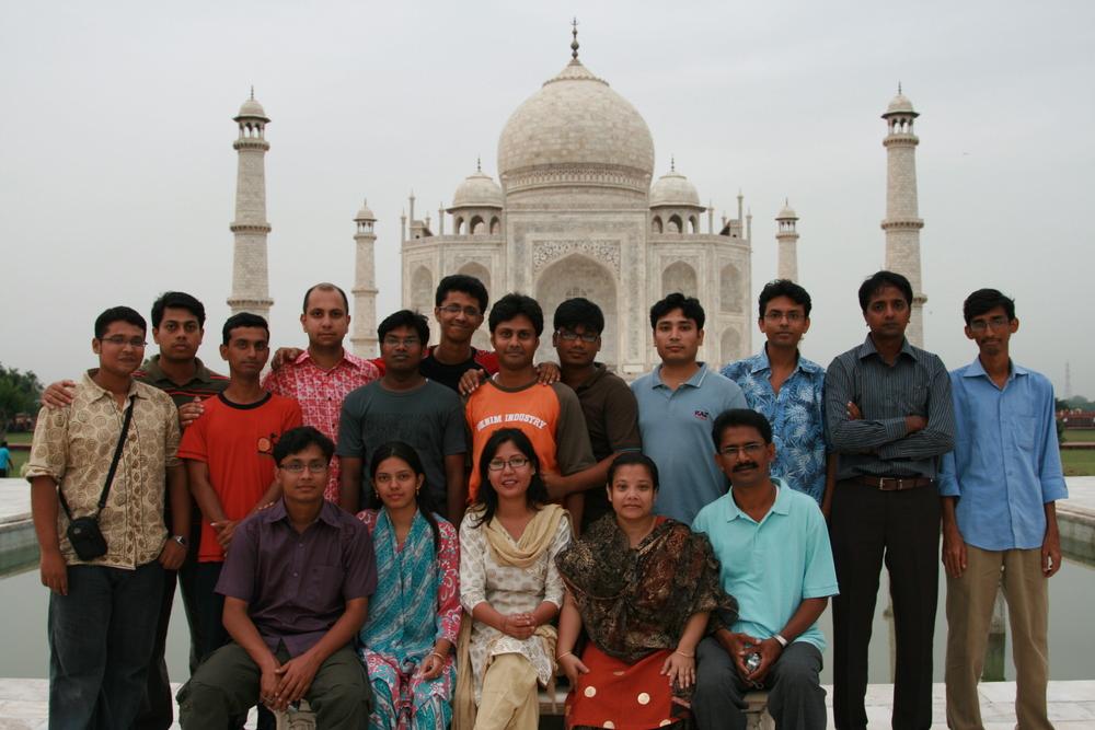 Agra, India - 2008