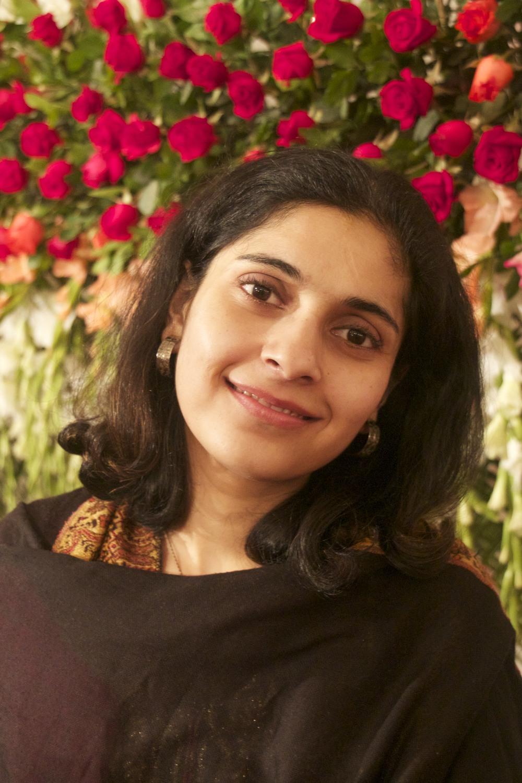 Soufia Siddiqi (Pakistan & St. Anne's 2010)