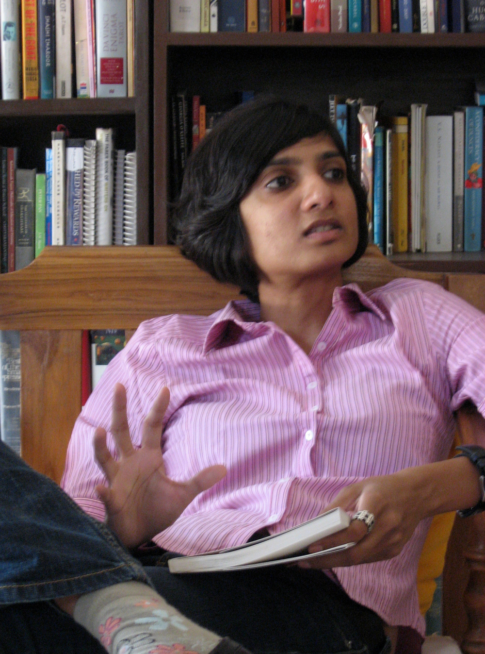 Menaka Guruswamy (India & University 1998)