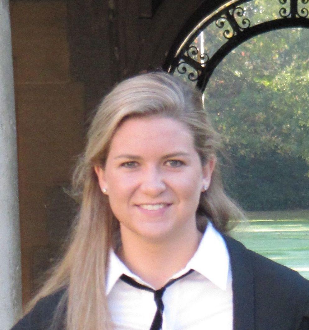Meg Braun (California & St John's 2011)