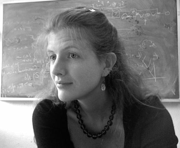 Lara Anderson (Utah & Magdalen 2004)