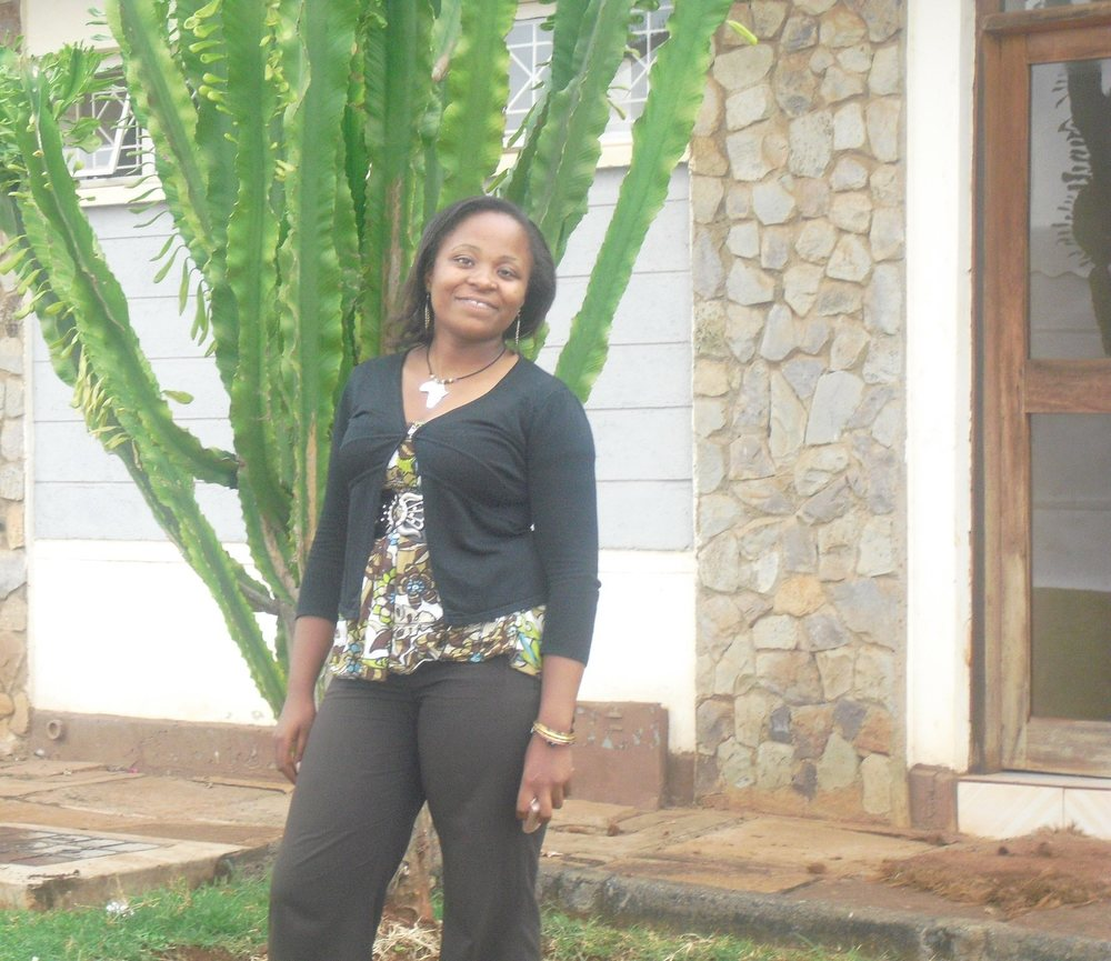 Mary Kanui (Kenya & Linacre 2011)