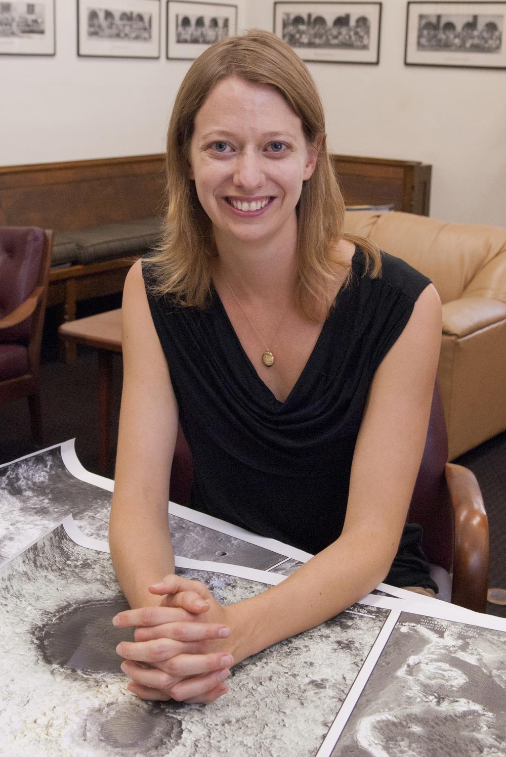 Bethany L. Ehlmann (Missouri & Keble/Hertford 2004)