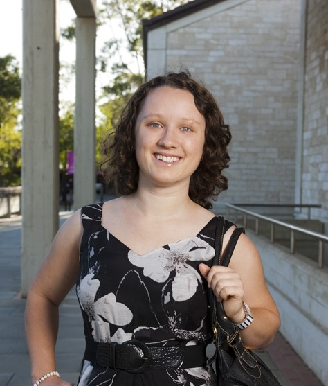 Rachel Paterson (Western Australia & St Edmund Hall 2012)