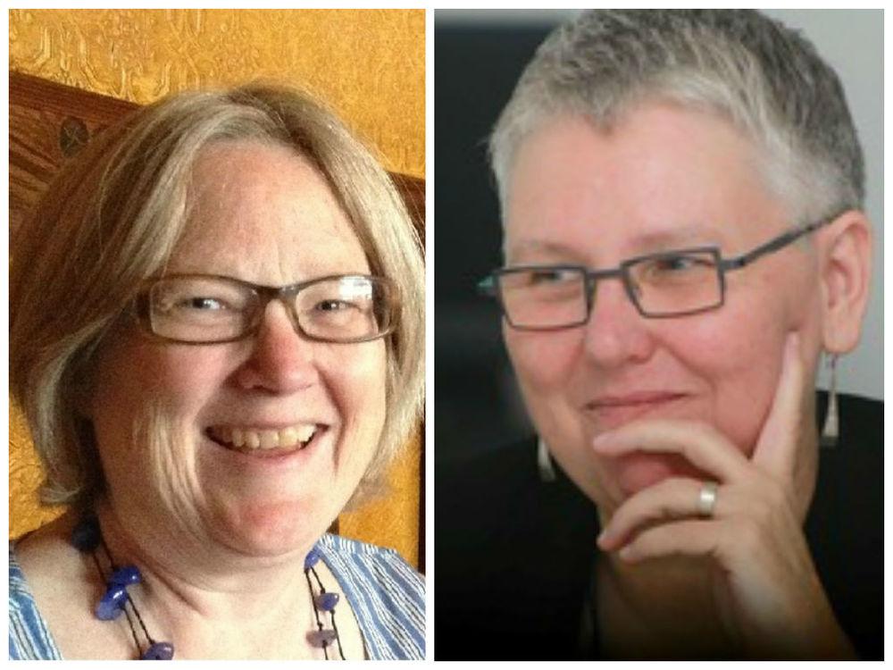 Dr Kate Blackmon & Professor Susan Rudy