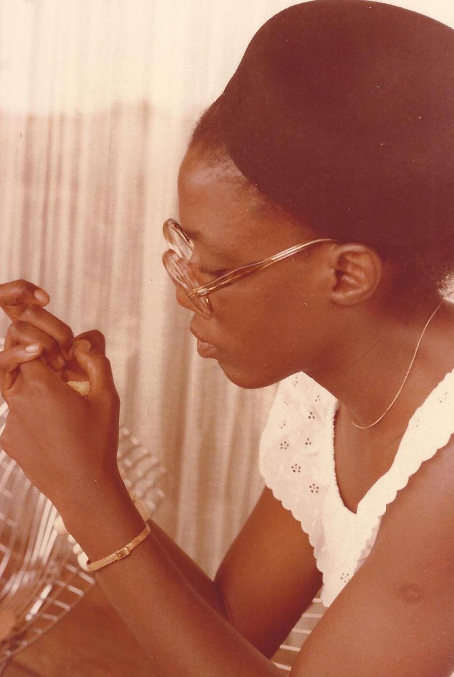LUCY BANDA SICHONE (Zambia & somerville 1978)