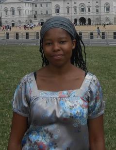 Qhelile Nyathi (Zimbabwe & St Antony's 2012)