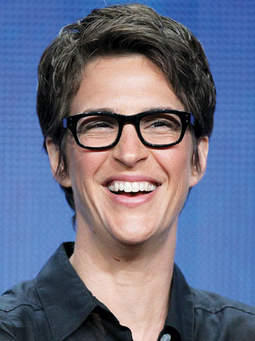 Rachel Maddow (California & Lincoln, 1995)