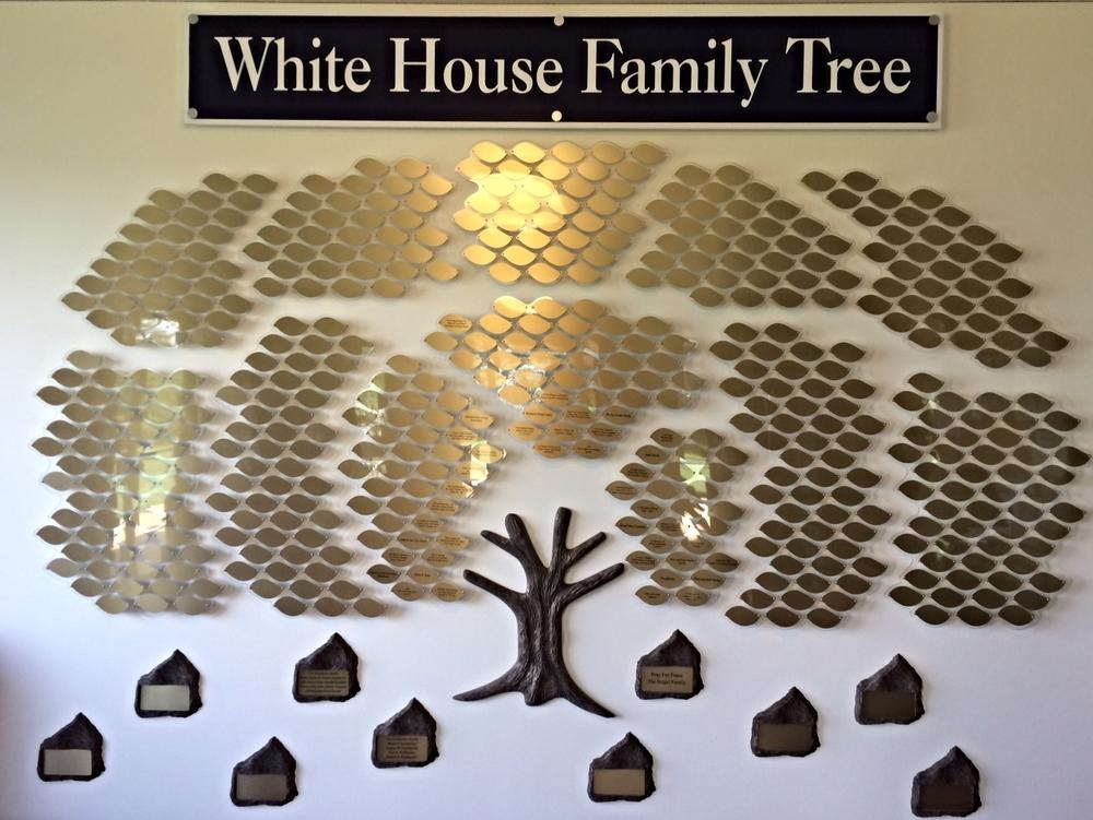 family tree white house jesuit retreat