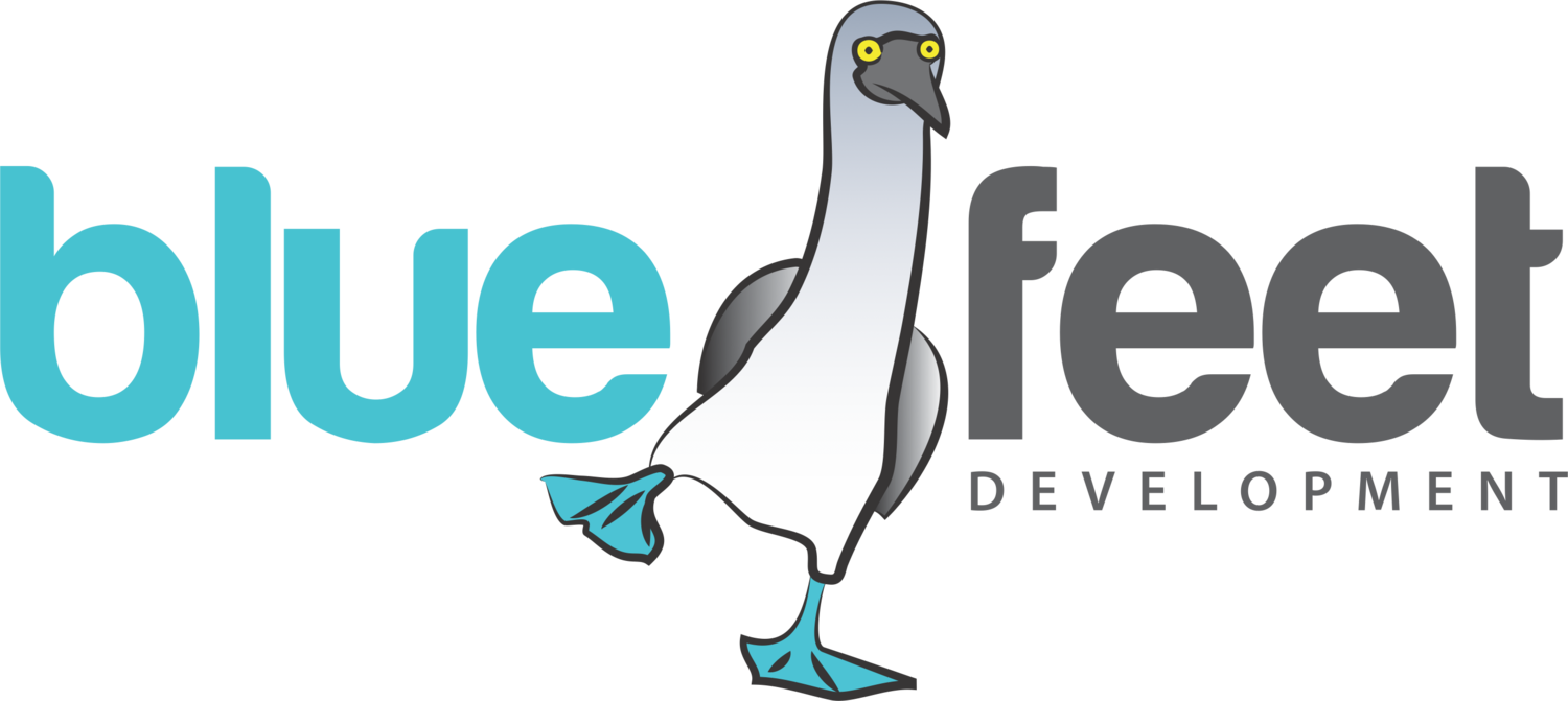 Blue Feet Development