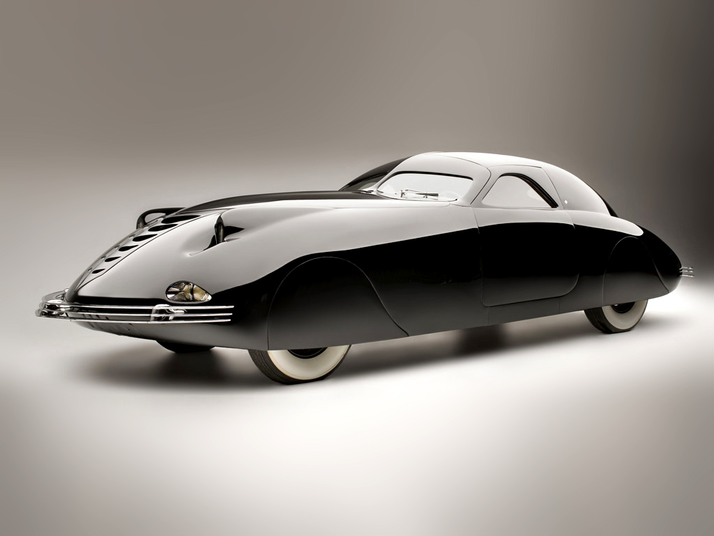 1938 Phantom Corsair.