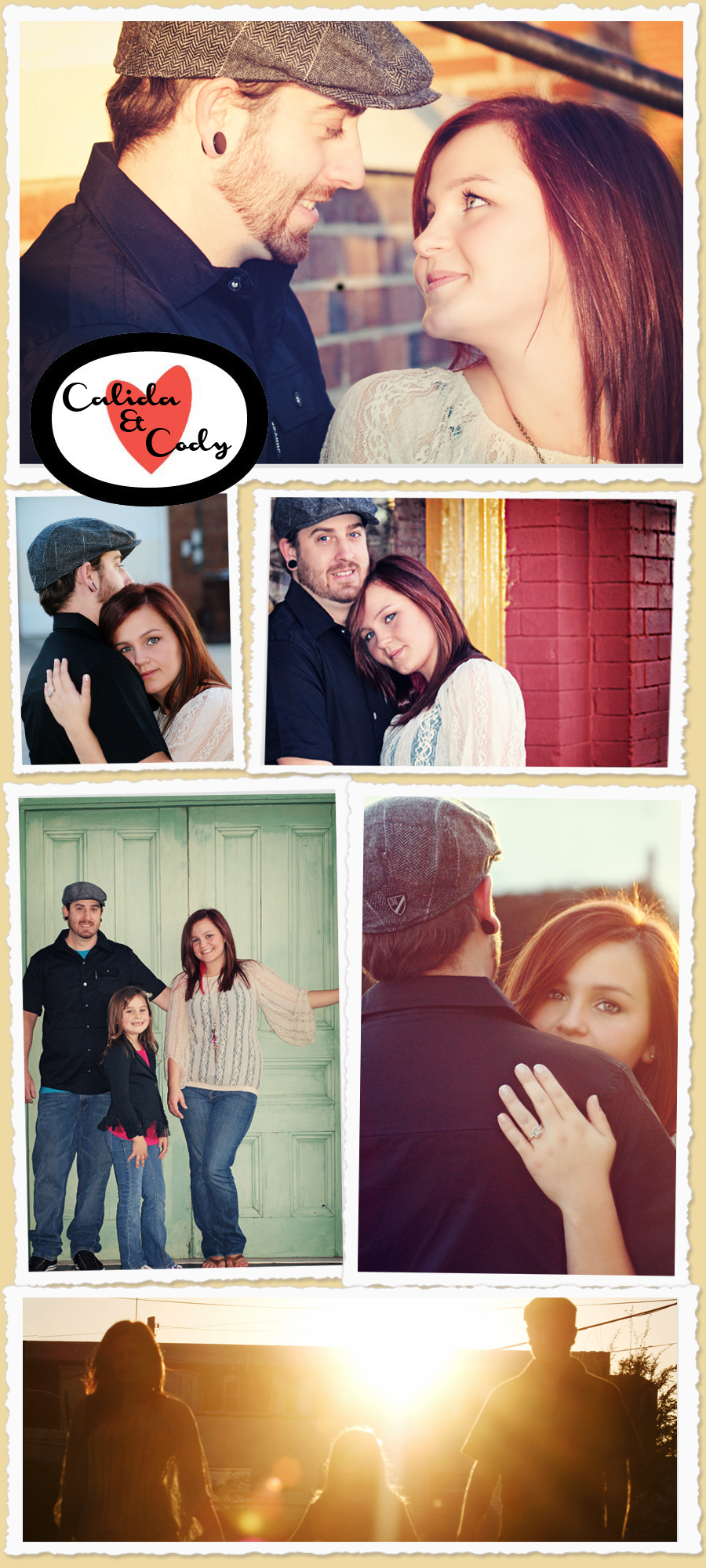 Calida & Cody © Karen Kelly Studios