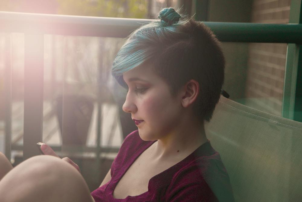 Emily, April 2014 -#1