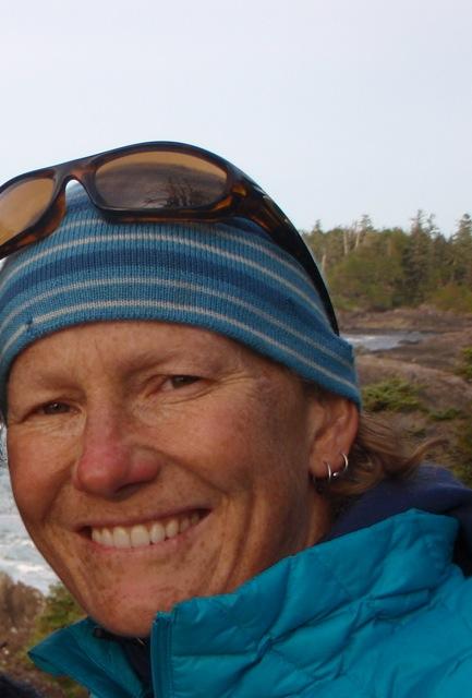 Karen Ogilvie, physiotherapist, AKO Collaborative Health, Squamish BC