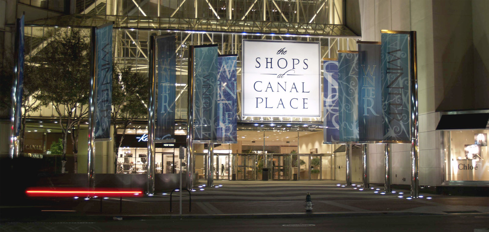 Shops at Canal Place