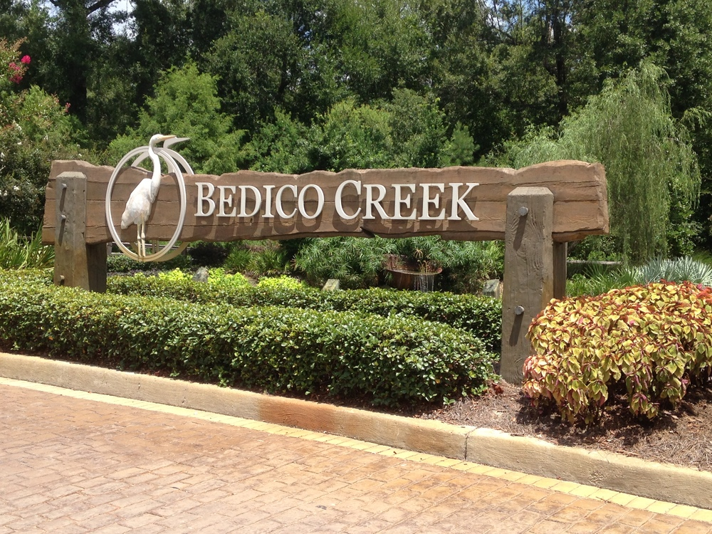 Bedico Creek