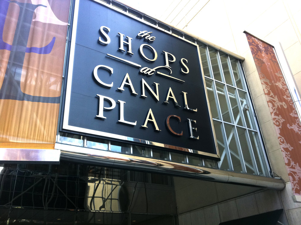 The Shops at Canal Placee
