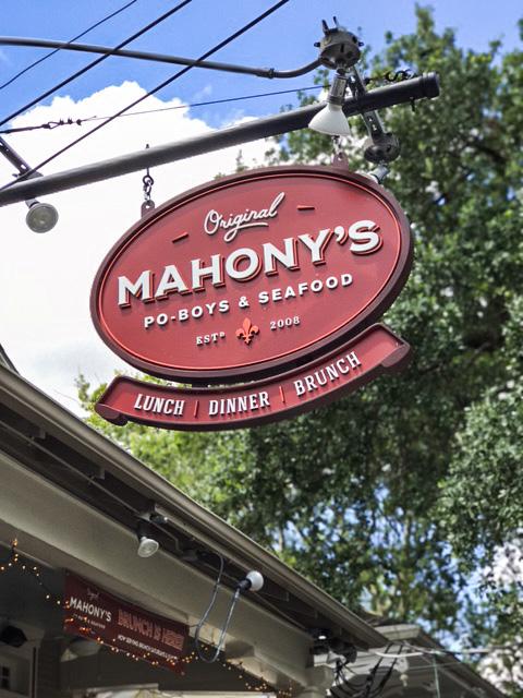 Mahony's Po-boys & Seafod