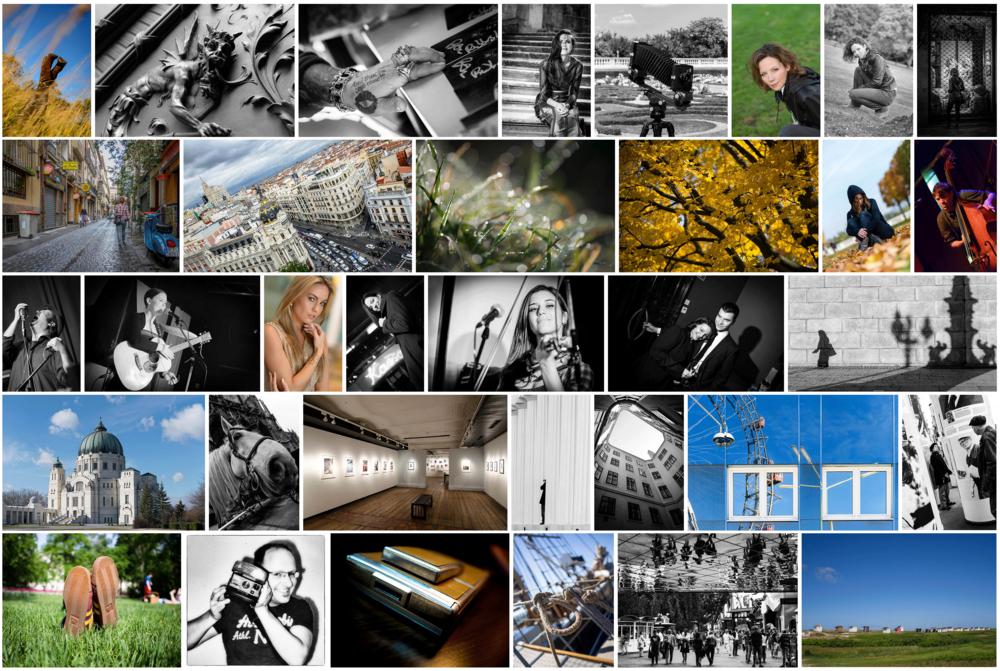 Feine Reisen, viel Fotografie und der Beginn einer neuen beruflichen Tätigkeit :)