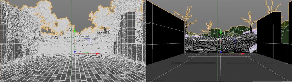 C4D / SCENE SPEED — MATT FRODSHAM : MOTION DESIGN