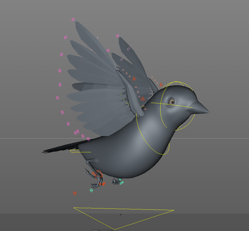 MAKING OF / BIRDS — MATT FRODSHAM : MOTION DESIGN