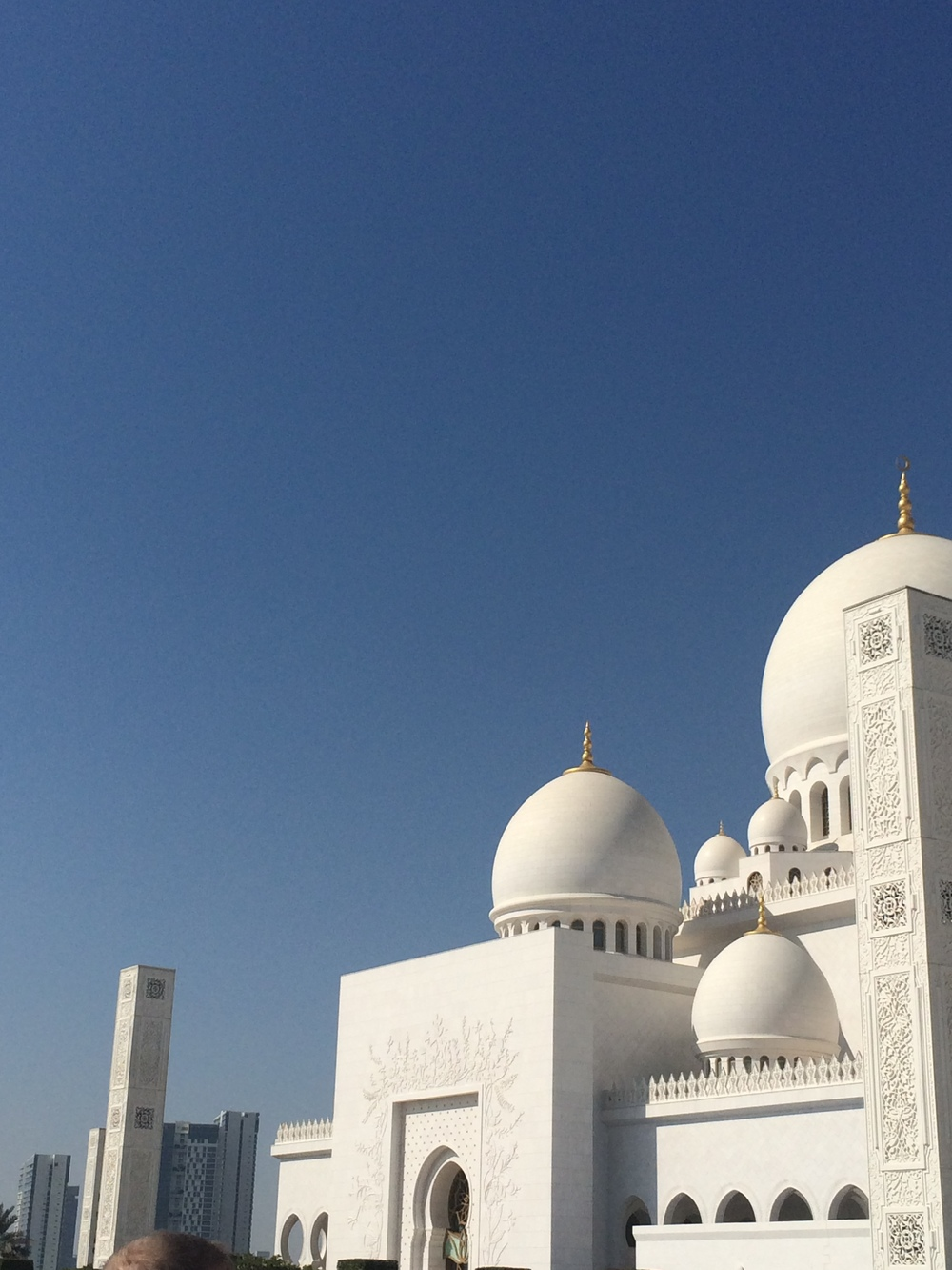 A jaw dropping trip to the Grand Mosque