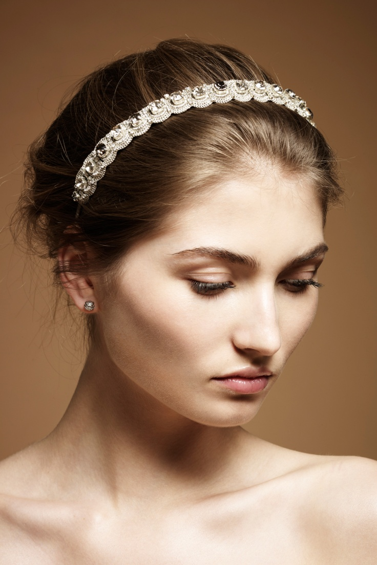 tips for choosing bridal hair accessories — vancouver wedding