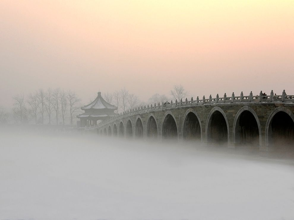 Photograph by Shen Xinhang,National Geographic Your Shot