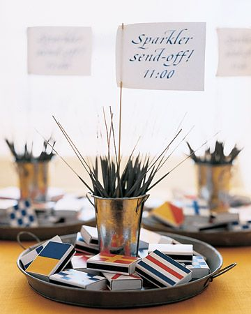 Photo courtesy of Martha Stewart Weddings.