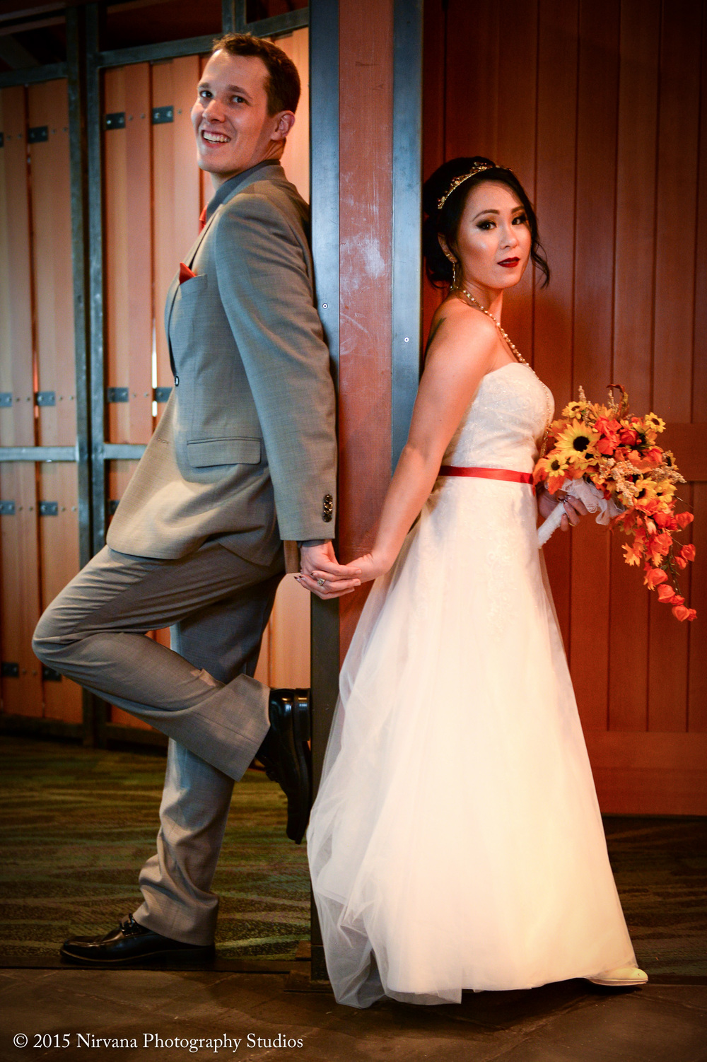 Vancouver Wedding Photography, Grouse Mountain, By Nirvana Photography Studios