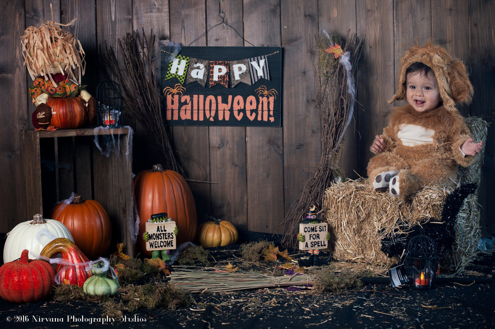 vancouver halloween kids baby photo portrait special 2016