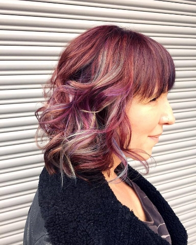 Haircut and Color by Pure Stylist, Amanda Foster