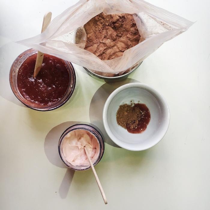 Chocolate rose petal facial pure nashville organic salon spa solutioingenieria Gallery