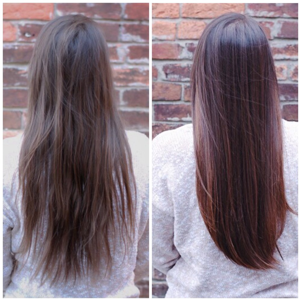 Before and after by Pure Stylist, Mallory Granrath