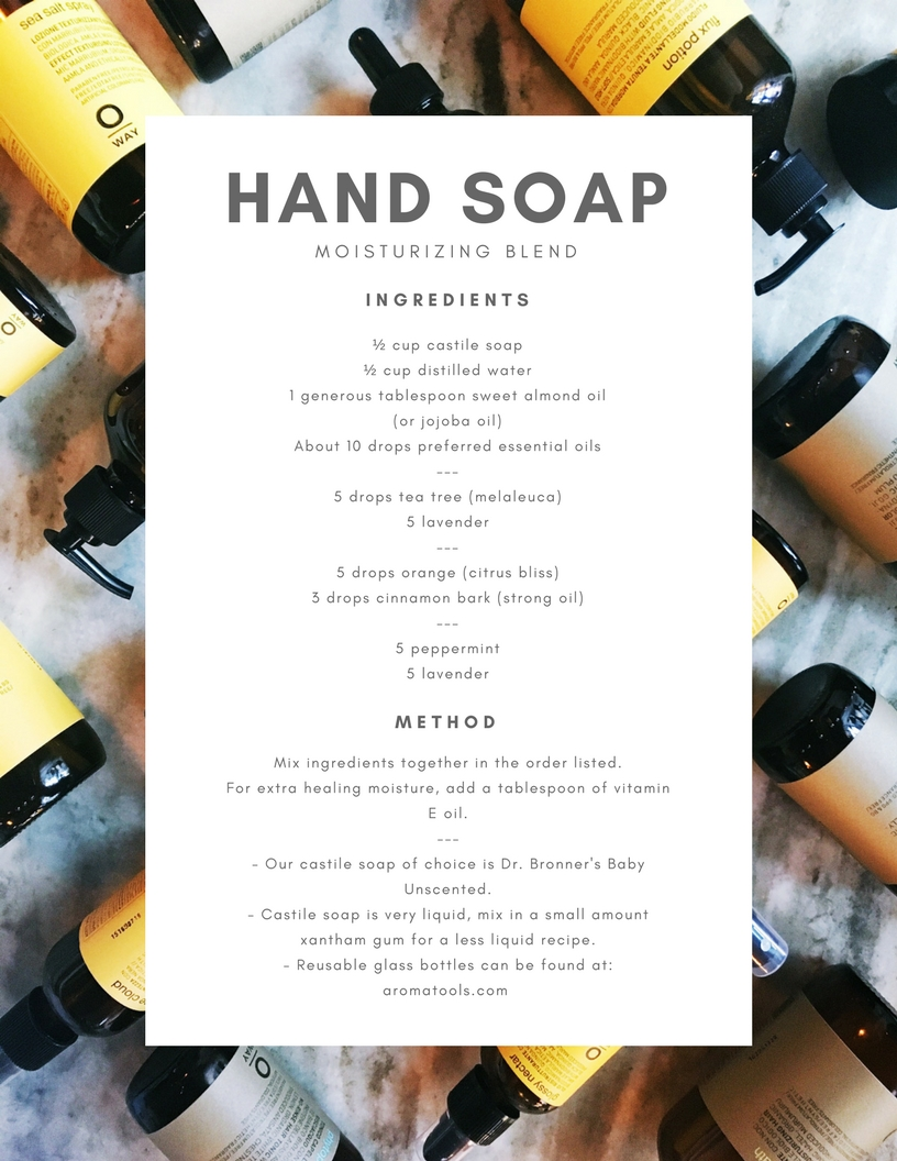 Hand Soap Recipe Cards.jpg
