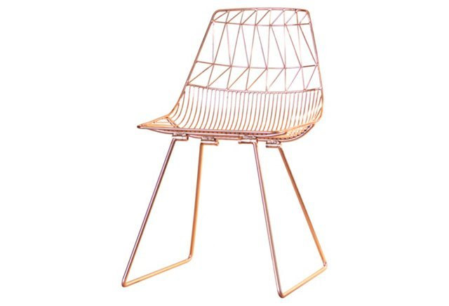 Lucy Chair, Copper