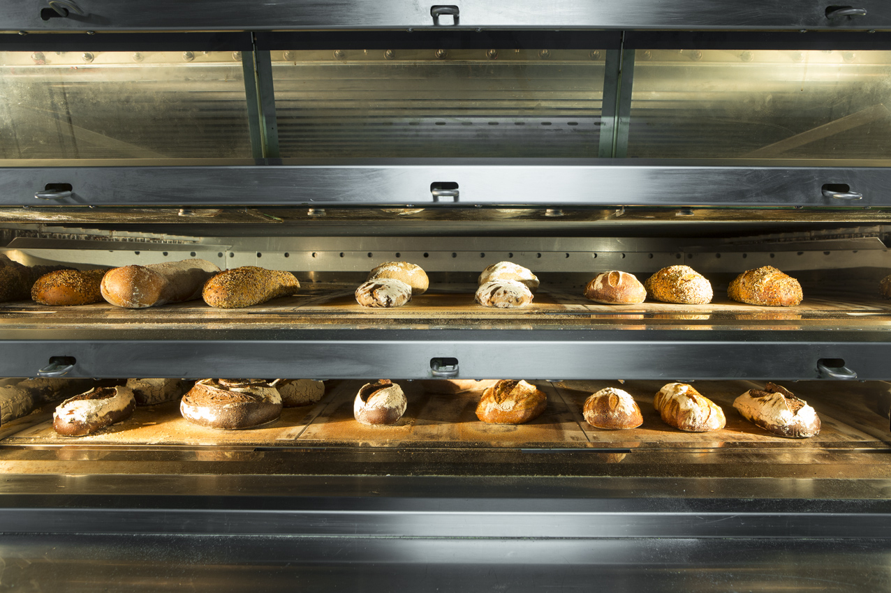 Bespoke Sourdough Breads Baked Throughout The Day