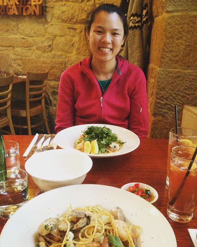 Dinner at Maldini