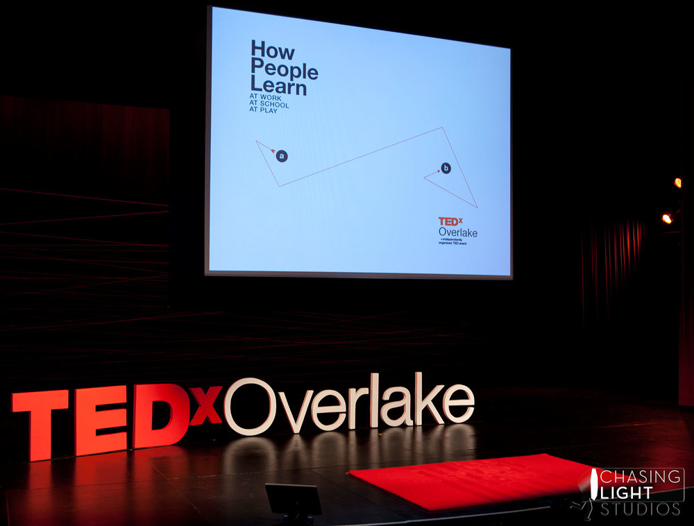 Event Photo of TedX Overlake