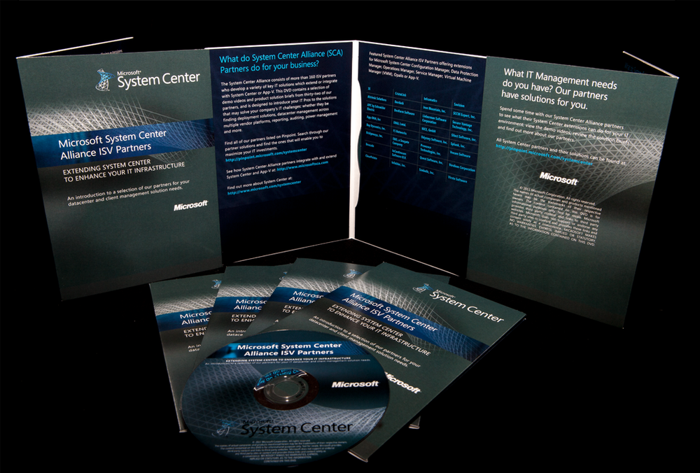 Microsoft System Center - Partner Kit