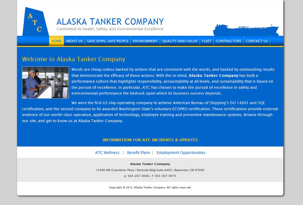 Akatanker.com - Main Website