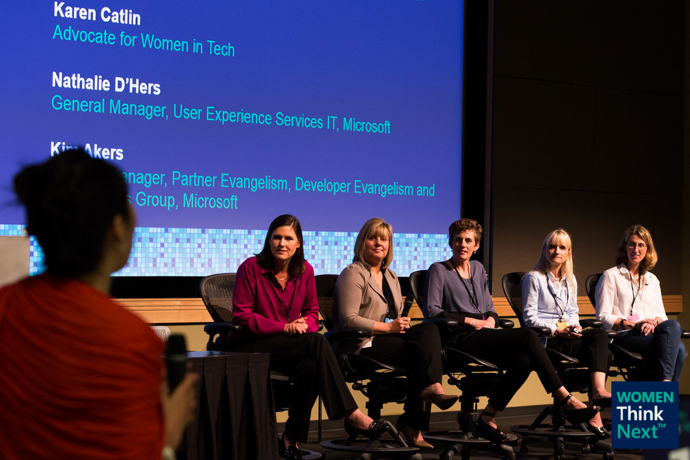 Women Think Next: Digital Life and Digital Work - 2015