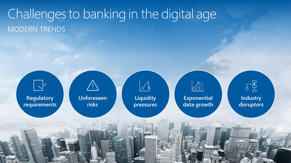 Microsoft Services - Banking & Capital Markets Deck