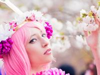 Flower Princess Bubblegum