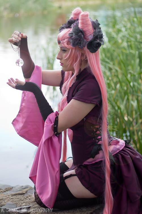 Wicked Lady - Sailor Moon - No Flutter Art