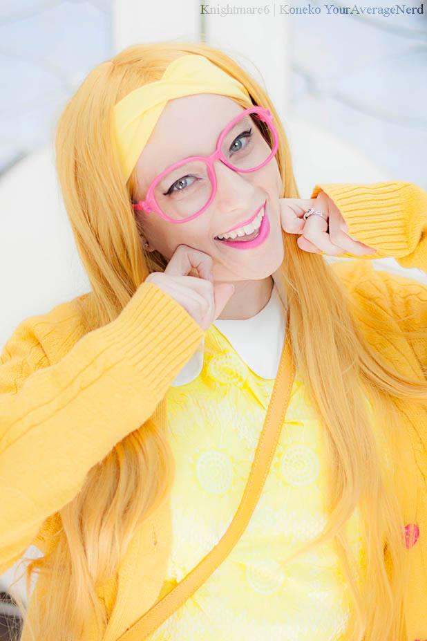 Honey Lemon - Big Hero 6