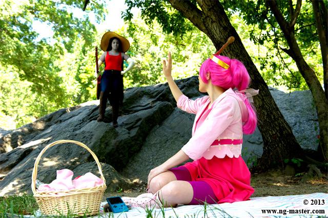 Princess Bubblegum - Adventure Time: What Was Missing