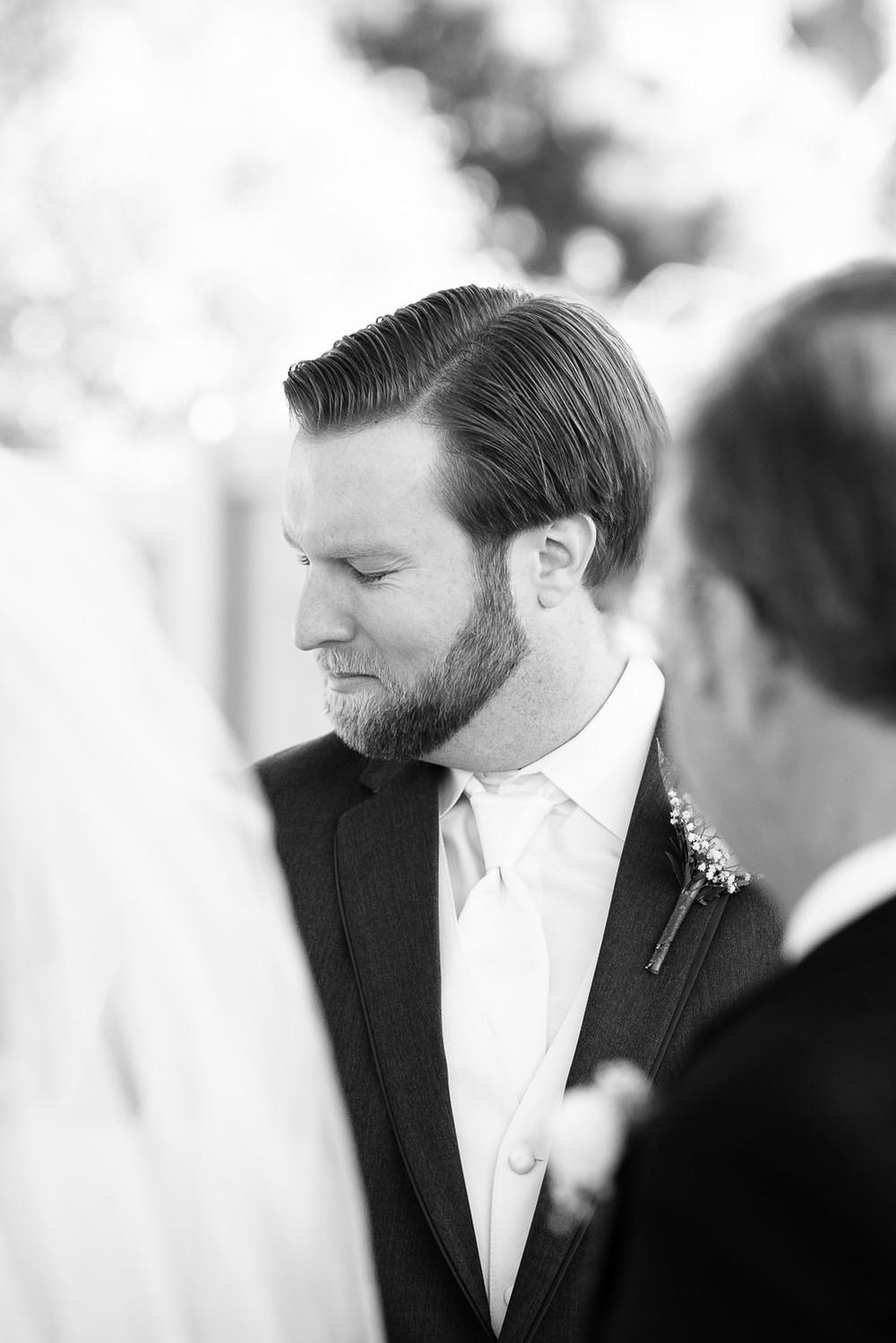 f27-Photography-Ojai-Wedding-February-2014-Emotional-Groom-Tears