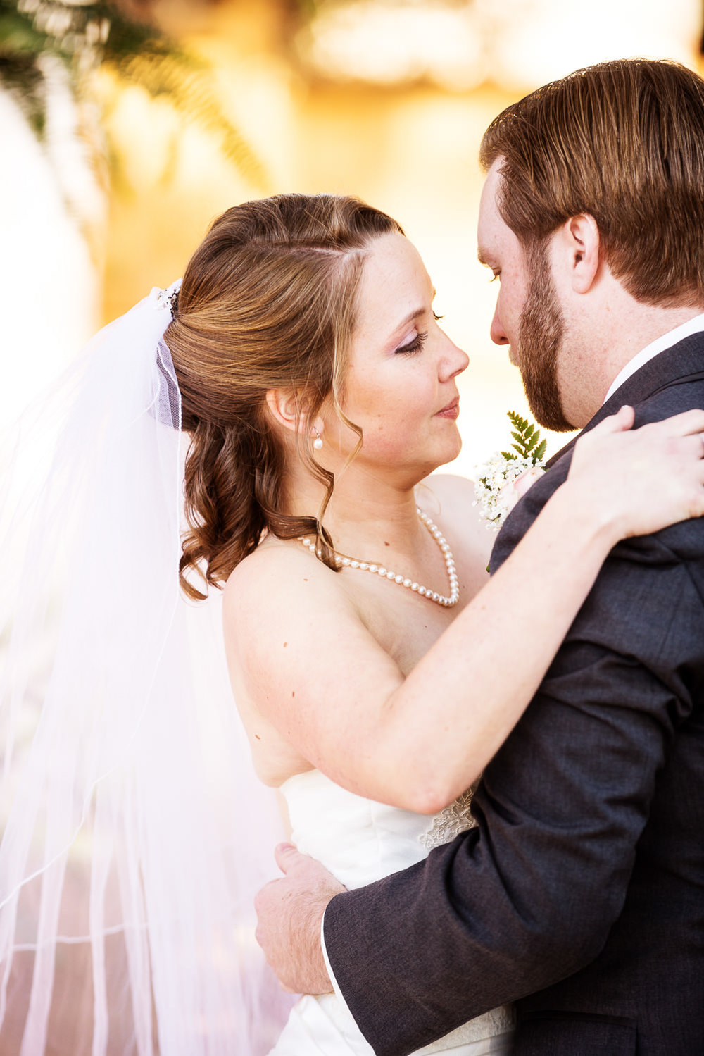 f27-Photography-Ojai-Wedding-February-2014-Leaning-In-For-First-Kiss