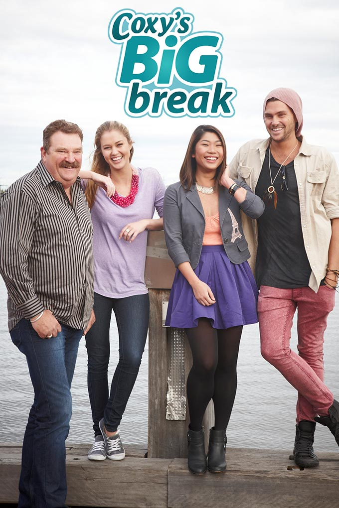 Coxy's Big Break    I developed the digital strategy from scratch for one of Australia's longest running travel / lifestyle TV programs.    VIEW PROJECT